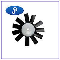 Крыльчатка вентилятора 2752-1308011 системы охлаждения Газ 3302, 2217