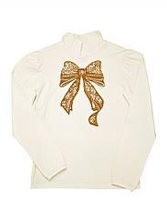 Гольф нарядный для девочки арт. 114476