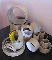 Картонні гільзи, шпулі діаметром 200мм для навивки етикетки, кромки