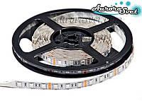 Світлодіодний RGB LED стрічка Econom SMD 5050 IP20 led/m 60pcs