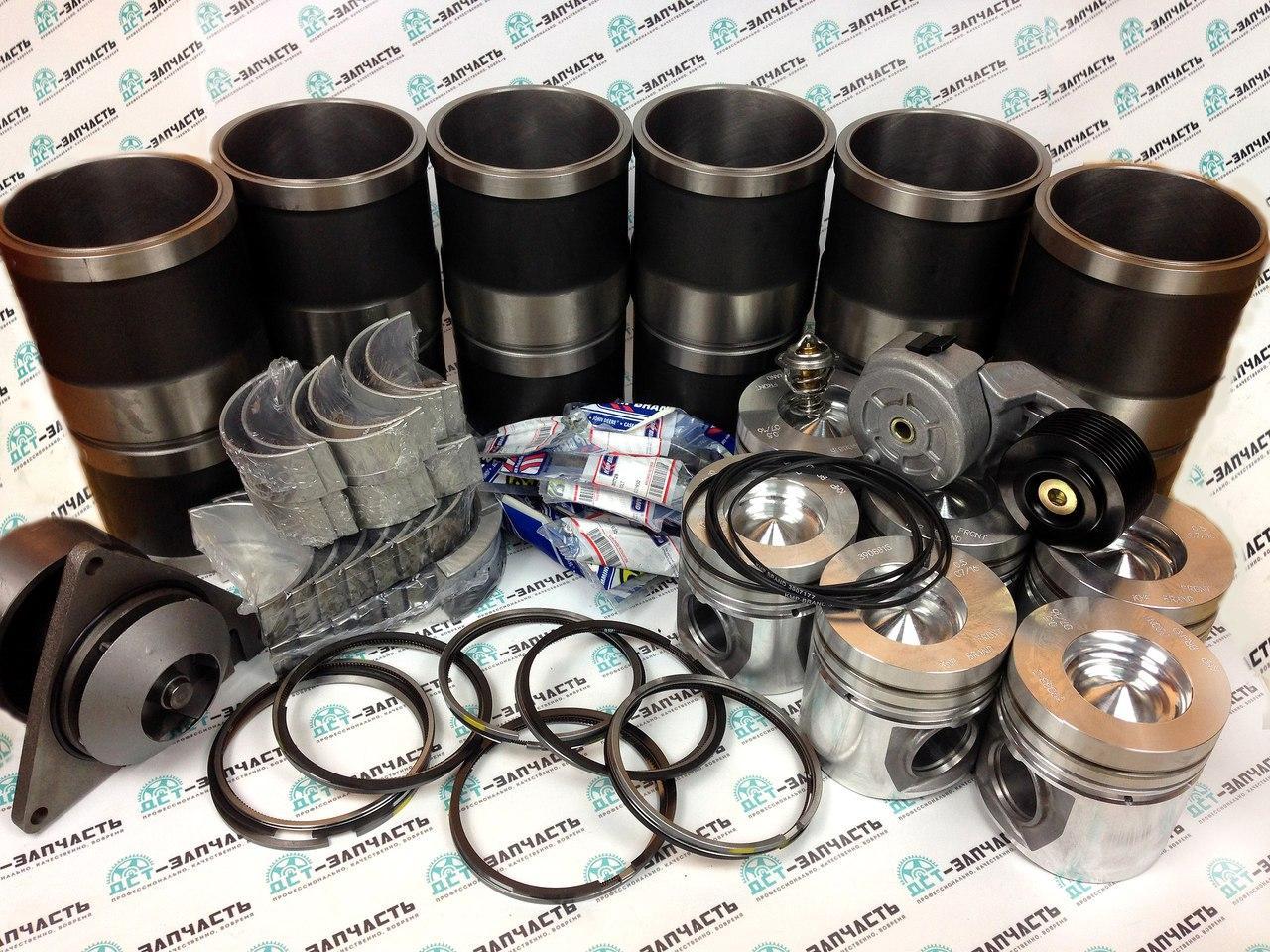Полный комплект запчастей по ремонту двигателя для Case Magnum 310 87487660/87356539