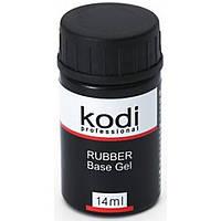 Каучуковая база Коди для гель лака без кисточки 14 мл Rubber Base Kodi
