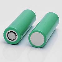 Аккумулятор литий-ионный Samsung INR18650-25R 3.7V 2500mAh (20A)(без защиты)
