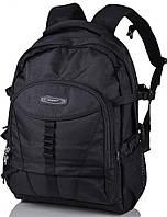 Рюкзак с отделом для ноутбука Onepolar 939 чёрный