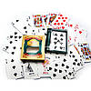 Карты, домино, кости, лото,фишки.