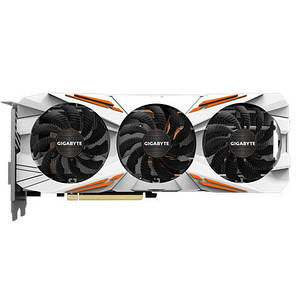 Видеокарта GIGABYTE GeForce GTX 1080 Ti Gaming OC 11G (GV-N108TGAMING OC-11G), фото 2