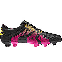 Мужские футбольные бутсы Adidas X 15.1 FG/AG Leather (Артикул: AQ5791)