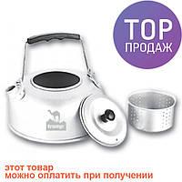 Чайник алюминиевый 0,9л Tramp TRC-038