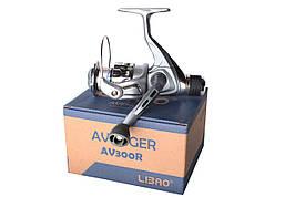 Безынерционная спиннинговая катушка LIBAO Avenger AV 300R 4bb