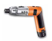 Аккумуляторная отвертка AEG SE3.6LI (4935413165)