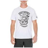 "Футболка с рисунком ""5.11 Snake Sledge Tee"" только (XL), (2XL)."
