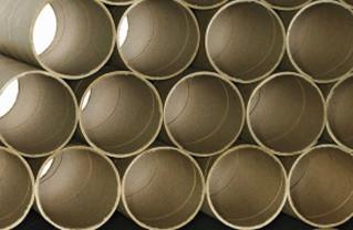 """Картонні гільзи, шпулі діаметром 315мм для навивки етикетки, упаковки, тканини - ООО """"АЛЬКОРЕ"""" в Львовской области"""