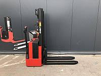 Б/У Штабелер электрический поводковый MANITOU LOC 1,2т 4.2м-висота подй.