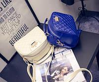 Женская сумка через плечо корона с ручкой молодежная Crown