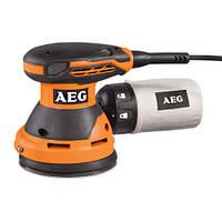 Эксцентриковая шлифмашина AEG EX125ES (4935416100)