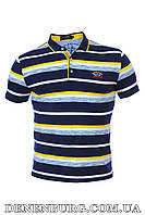 Футболка-поло мужская PAUL & SHARK 9775 желтая, фото 1