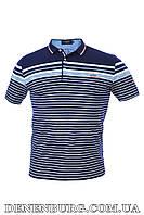 Футболка-поло мужская PAUL & SHARK 9776 тёмно-синяя, фото 1
