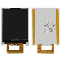 Дисплей (LCD) для Nomi i182 (20 pin), оригинал