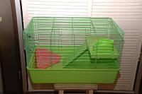 Клетка для кроликов, хорьков, белок и др.