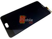 Модуль для Meizu U20 (Дисплей + тачскрин), чёрный оригинал