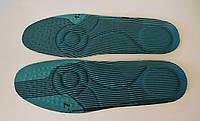 Стельки для обуви 36-44 р. стельки для кроссовок, цвет синий