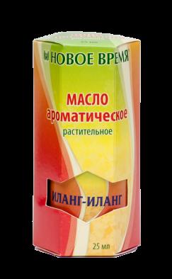 """Ароматическое масло """"Иланг-иланг"""" Новое время, 25 мл"""