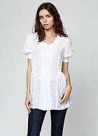 43570 Блуза летняя белая: imprezz.com.ua