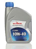 Моторное масло TEMOL Extra 10w40 1/4/5/10/20/205л.