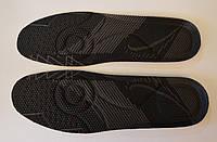 Стельки для кроссовок черные 36,37,38,39,40,41,42.43,44 р.