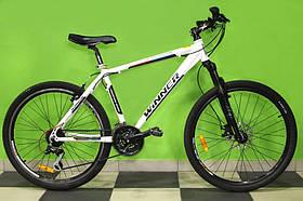 """Прокат велосипед Winner 26"""" VIKING-DISC-ALU рама21 № WI011"""