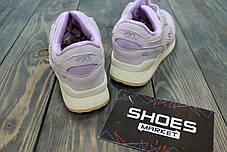 Женские кроссовки Clot x Asics Gel Lyte III Lavender and Sand H60XK 3131, Асикс Гель Лайт 3, фото 2