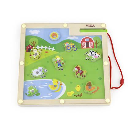 """Игра Viga Toys """"Ферма"""" (50193), фото 2"""