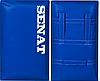 Макивара, ПВХ, 48х28х12см, синяя