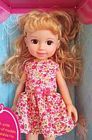 Кукла 32 см, два вида, в коробке,коллекционная кукла