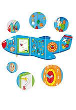 """Игрушка Viga Toys """"Самолет"""" (50673)"""