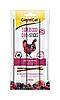 Мясные палочки Gimcat Superfood Duo-Sticks для кошек с курицей и ягодами, 3 шт