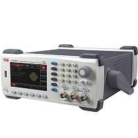 Генератор сигналов UNI-T UTG2062A 2-х канальный,Частота 60МГц Функции: AM, FM, PM, ASK, FSK, PWM, Sweep, Burst