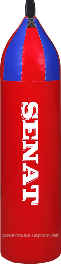 Мешок боксерский шлемовидный 88х22, ПВХ, красный