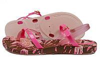 Сандалии женские Ipanema розовые