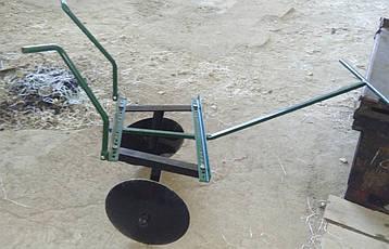 Окучиватель  ручной регулируемый ПР-400 (Сельмаш)