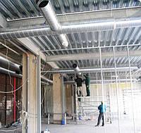 Монтаж и обслуживание систем вентиляции