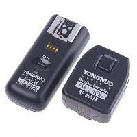 Радиосинхронизатор вспышек Yongnuo RF-602 С для Nikon 1+1