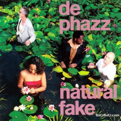 СD-диск. De-Phazz — Natural fake
