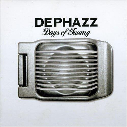 СD-диск. De-Phazz —  Days of Twang