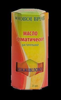 """Ароматическое масло """"Можжевеловое"""" Новое время, 25 мл"""