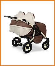 Детская коляска для двойни Verdi Twin, фото 3