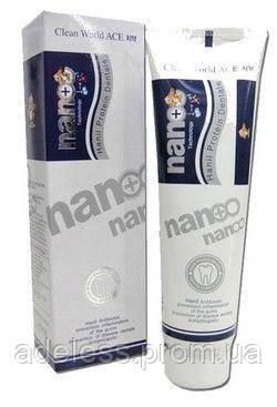 Зубная паста с ионами серебра Clean World Ace Nano Toothpaste