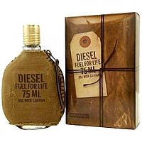 Diesel Fuel for Life Homme 75 мл (дизель фуел фо лайф хом)