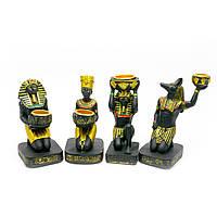 Подсвечник Египет 4шт/уп 11х5,5х4 см