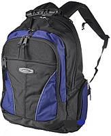 Рюкзак с отделом для ноутбука Onepolar 1077 синий